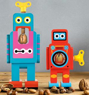 wooden-robot-nut-cracker