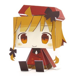 uzume-uno-paper-toy